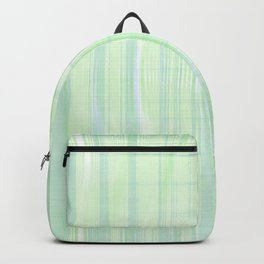 Looks like water droplet when you see from afar falling down the stripy background Backpack