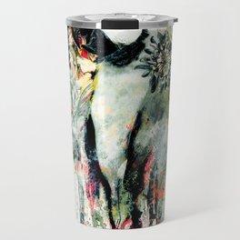 Interpretation of a dream - Parrot Travel Mug