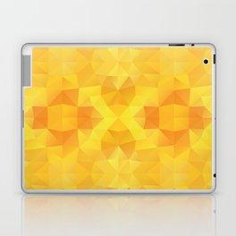 """Honey sun"" kaleidoscopic design Laptop & iPad Skin"