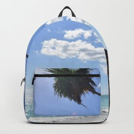 Steps to paradise Backpack