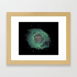 Nebulæ Framed Art Print
