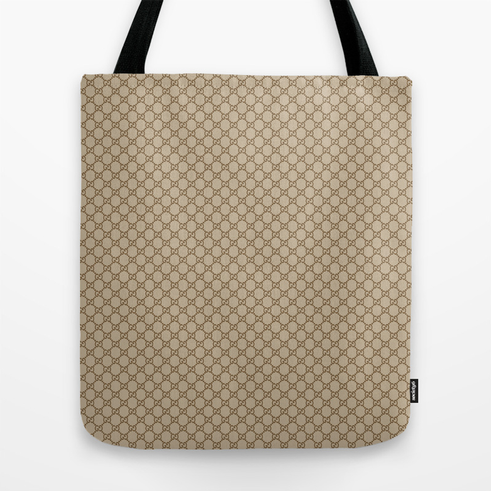 Gucci/gg Pattern Beige Tote Bag by Lisamt TBG9056098