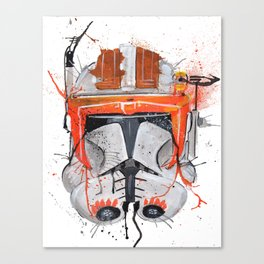 Cody Canvas Print