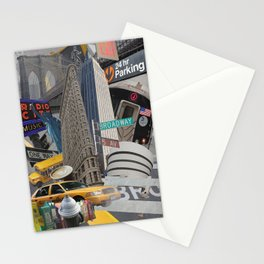 So New York Stationery Cards