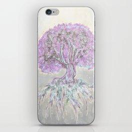 Tree of Life Lightness of Air iPhone Skin