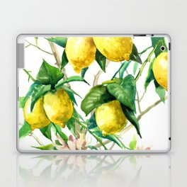 Lemon Tree Laptop & iPad Skin