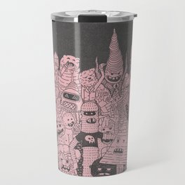 Squad Ghouls Travel Mug