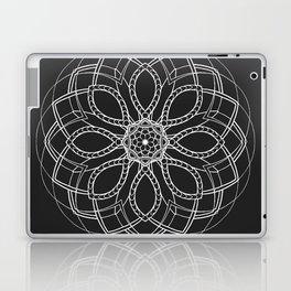 Mandala 15 Inverted Laptop & iPad Skin