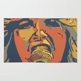 Stevie Nicks! Rug