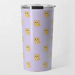 Hachikō, the legendary dog pattern Travel Mug