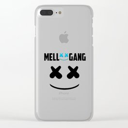 MARSHMELLO - (MELLO GANG) Clear iPhone Case