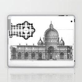 St. Peter Basilica - Rome, Italy Laptop & iPad Skin