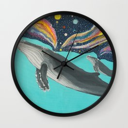 So, that's who created the universe? Wall Clock