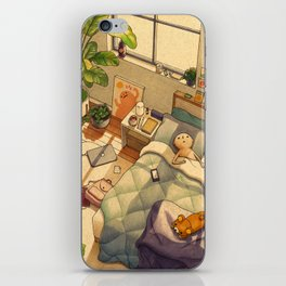 Afternoon Nap iPhone Skin