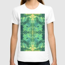 339 - Abstract Colour Design T-shirt