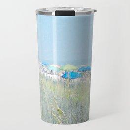 Surfside Beach Travel Mug