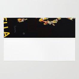 Vintage poster - Isolabella Rug