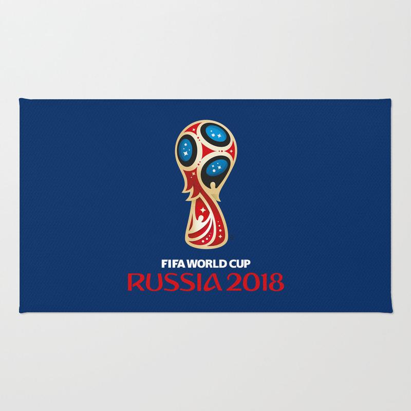 World Cup 2018 Rug by Pendikere RUG8545332