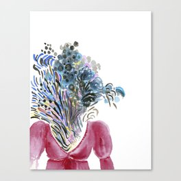 Different realities Canvas Print