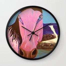 Serene Wall Clock