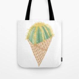 Cactus Scoop Tote Bag
