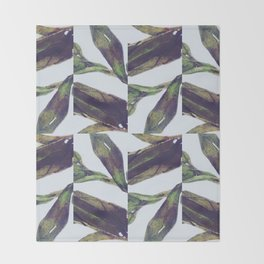 The Olive Branch Show Throw Blanket
