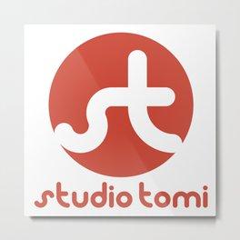 Studio Tomi Metal Print