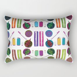 Stoned Kit Rectangular Pillow