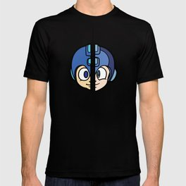 Old & New MegaMan T-shirt