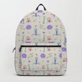 Virus, Attack ! Backpack