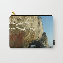 Journey of Life Carry-All Pouch