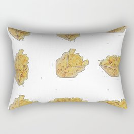 Crisp bowl bywhacky Rectangular Pillow