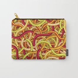 Worms Carry-All Pouch