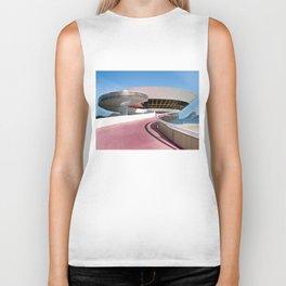 M.A.C. Contemporary Art Museum of Rio de Janeiro  Biker Tank