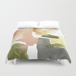 Great New Heights Abstract Duvet Cover