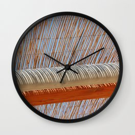 Minimalistic abstract photo Wall Clock