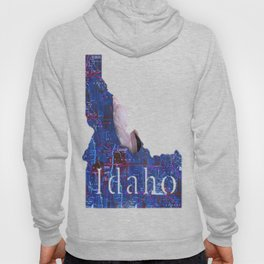 Swimming In A False Idaho Hoody