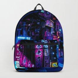 Tokyo's Blade Runner Vibes Backpack