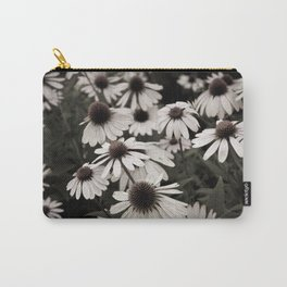 Flowers at dusk Carry-All Pouch