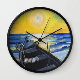Come Follow Me Wall Clock