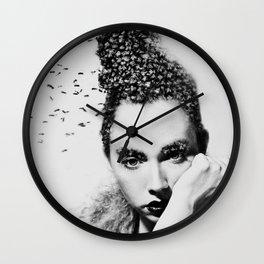 Hive Mind Wall Clock