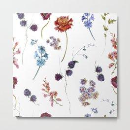 A Bounty of Joy - Flowers - Metal Print