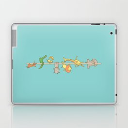 I love pole dancing Laptop & iPad Skin