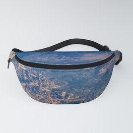 Climb The Mountains Fanny Pack