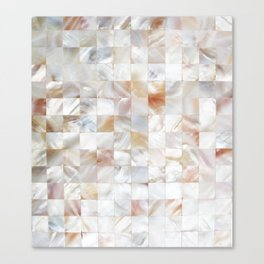 Mother of Pearl #society6 #decor #buyart Canvas Print