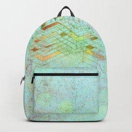 watercolor Backpack