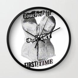 Like A Virgin Wall Clock