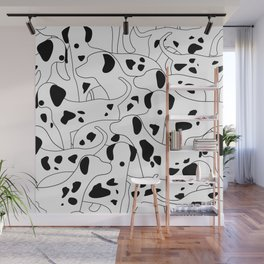 Dalmations Wall Mural
