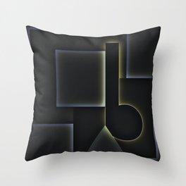 Lit Up Throw Pillow