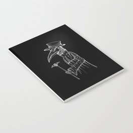 Plague Doctor Notebook